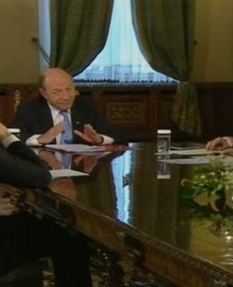 Basescu: Avem un furt in Sanatate, nu mai putem continua