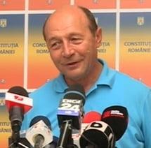 Basescu: CCR ramane puternica si de neatins cat timp nu face jocuri politice