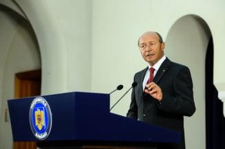 Basescu: Cazanciuc este tinut de ordinele primului ministru