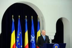 Basescu: Cel mai important risc pentru Republica Moldova este Transnistria (Video)
