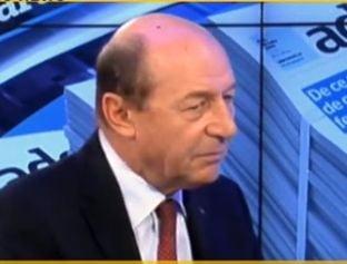 Basescu: Clanurile de rromi au protectie politica (Video)