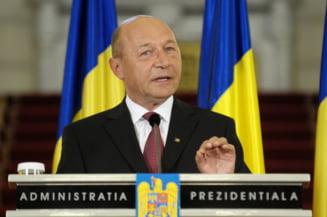 Basescu: Daca Parlamentul si CCR decid ca premierul merge la Bruxelles, ma duc la plaja