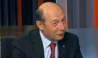 Basescu: Daca batalia politica este in mocirla, acolo o dai. Nu poti sa stai in nori