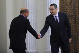 Basescu: Daca fac publice toate inregistrarile cu Ponta, o sa vedeti o sluga