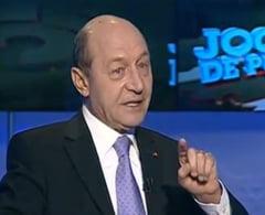 Basescu: Daca face presiuni pe dosare, Ponta devine coleg de camera cu Adrian Nastase (Video)