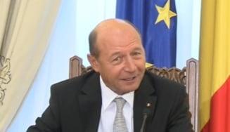Basescu: Daca in NATO se va lua o decizie cu privire la Siria, vom fi solidari cu aliatii nostri