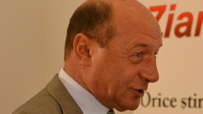 Basescu: Daniel Morar se incadreaza in portretul robot al candidatului ideal la presedintie