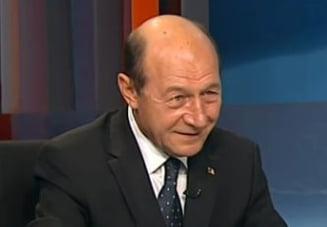 Basescu: Desfiintarea Comisiei de Etica, un truc pentru a nu se discuta plagiatul lui Toba (Video)