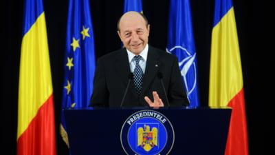 Basescu: Doamna Nuland ne-a transmis un mesaj ingrijorator. Suntem pe marginea prapastiei