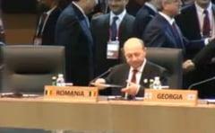 Basescu: Dupa Fukushima, Romania isi upgradeaza reactoarele nucleare