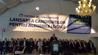 Basescu: Eu am facut aliante gresite. Mai bine ramai in opozitie decat sa te compromiti