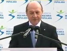 Basescu: Eu am platit un cost pentru intentia de avea un nou sistem al Sanatatii