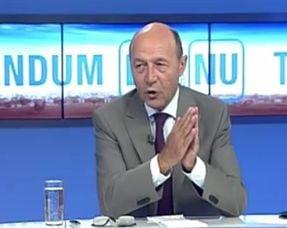 Basescu: Europa i-a rejectat pe Ponta si pe Antonescu