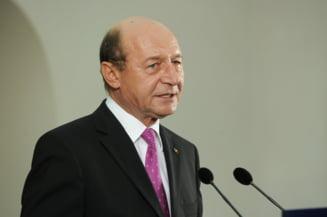Basescu: Federatia Rusa a devenit partener al teroristilor din estul Ucrainei