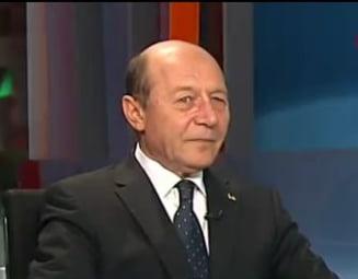Basescu: Finantarea Bisericii e exagerata. La varful BOR e o aroganta care nu e specifica ortodoxiei. E un pacat (Video)