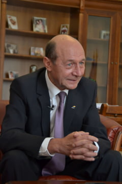 Basescu: Geoana a pierdut alegerile nu doar de prost. Hrebenciuc minte sau nu a stiut