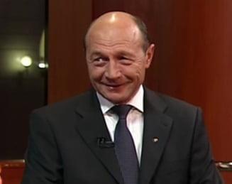Basescu: Guvernul asta mort-copt trebuie sa treaca peste urmatoarele 45 de zile