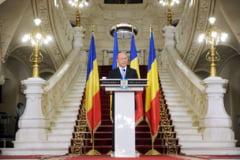 Basescu: Igas m-a convins ca disponibilizarile in MAI nu se fac pe familii