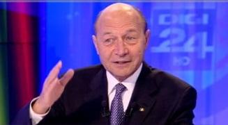 Basescu: Il apreciez foarte mult pe Daniel Morar