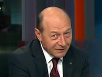Basescu: Imi pare foarte rau pentru Vasile Blaga, stiu prin ce trece, am trecut si eu cu fratele meu