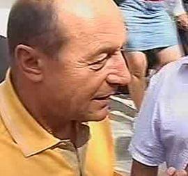 """Basescu: In 2009, am pus o garnitura """"harsaita"""" din PDL in Guvern - Blaga, Berceanu, Videanu"""