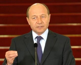 Basescu: In Parlament mai sunt 5% fosti activisti PCR