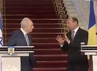 Basescu: In cazul unui conflict Iran-Israel, Romania va fi loiala Israelului (Video)