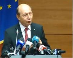 Basescu: In viata trebuie sa faci doua lucruri: Sa ai copii si sa ai pamant!