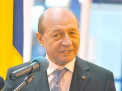 Basescu: Incercarea disperata a liberalilor si a USR-ului de a confisca aceste proteste nu este in regula