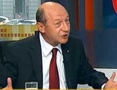 Basescu: L-as vota pe Iohannis - raul cel mai mic (Video)