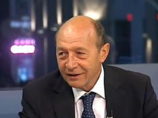 Basescu: La prima suspendare a venit la mine acasa McCain. Am avut sustinere si in 2012 (Video)