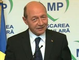 Basescu: Legea gratierii e foarte binevenita. Unde e recuperarea omului?