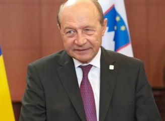 Basescu: Liderii Justitiei se cred un fel de dumnezei ai natiunii