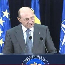 Basescu: M-as duce in Rusia, dar nu am nicio invitatie