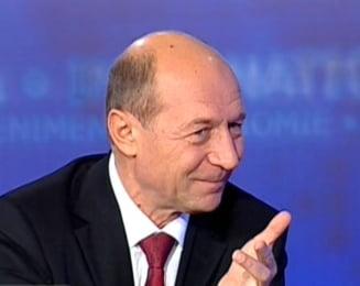 Basescu: M-ati descris toti ca fiind un monstru
