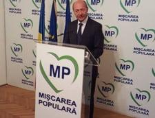 Basescu: Ma impresioneaza neplacut transformarea lui Kovesi. Are discurs populist, e pasionata de interviuri