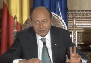 Basescu: Ma intalnesc oriunde cu PSD si PNL, nu si la Grivco, Fundatia Patriciu sau Spa-ul lui Vintu