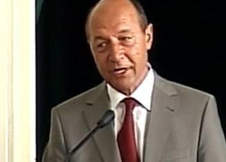 Basescu: Mineritul va continua in Valea Jiului, dar trebuie sa facem o zona turistica
