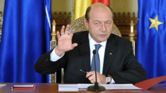 Basescu: Miscarea Populara a fost ideea mea, politicienii sa isi vada de partidele lor!