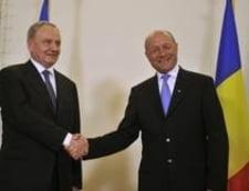 Basescu: Miza Rusiei pentru fostele state URSS este una legata de controlul politic