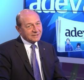 Basescu: Modificarea Codului Penal, o tentativa de hotie ordinara