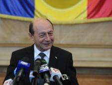 Basescu: N-am fost un presedinte genial, am fost unul onest. Sunt doar un presedinte