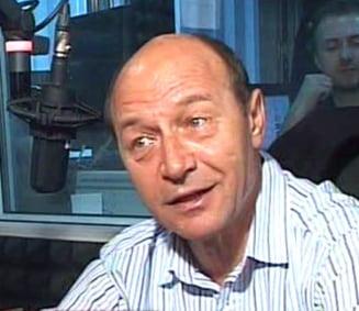 Basescu: Nastase, Orban si Patriciu au venit la mine sa le rezolv dosare