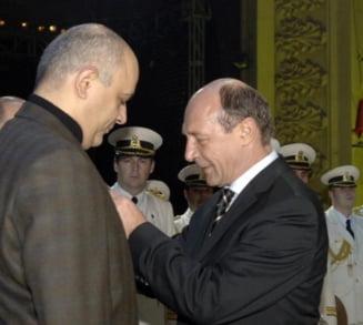 """Basescu: Nava Biruinta, """"o scula magnifica"""", pe care am ingrijit-o si am dus-o mereu la destinatie"""