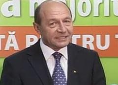 Basescu: Niciodata in viata mea nu am lovit un copil