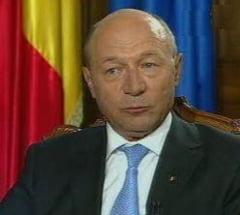 Basescu: Niciodata nu va fi momentul ca Ungaria sa-si dea cu parerea cu privire la reorganizarea Romaniei