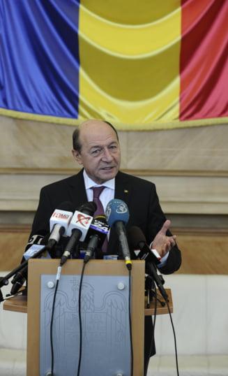Basescu: Niciun metru cub de gaz romanesc nu va tranzita South Stream. Avem resurse