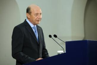 Basescu: Niciun serviciu de informatii nu m-a informat cu privire la relatia Anghel-Mircea Basescu