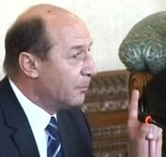 Basescu: Noul Cod Penal nu trebuie sa transforme Romania in stat politienesc