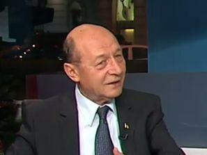 Basescu: Nu am avut o intalnire privata cu Iohannis, astea sunt gogosi